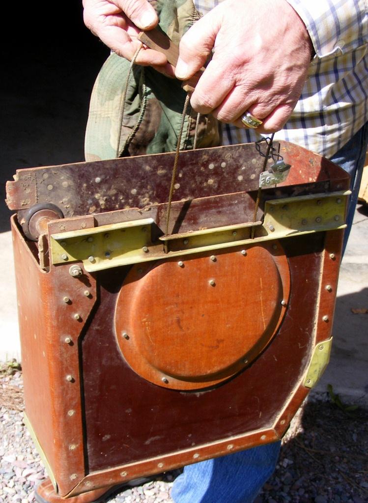 Machine Gun Ammo Box Machine Gun Ammo Box For
